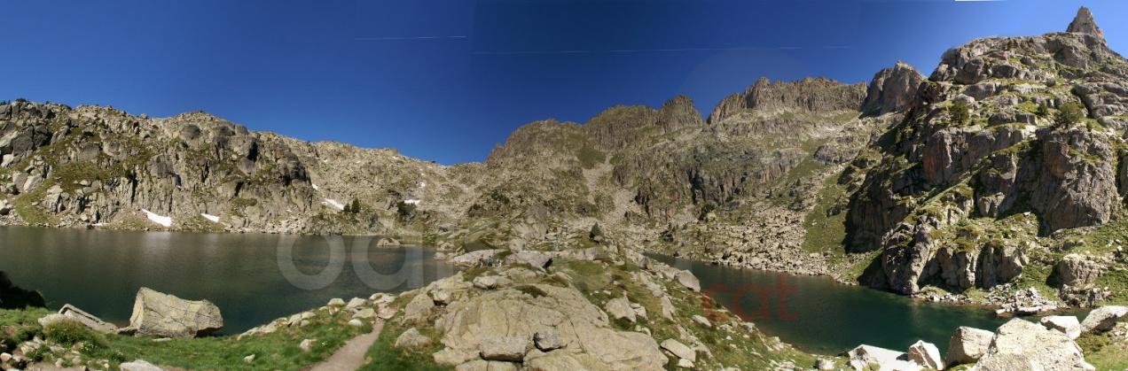 PN d'Aigüetortes i Estany de Sant Maurici (Pallars Sobirà)